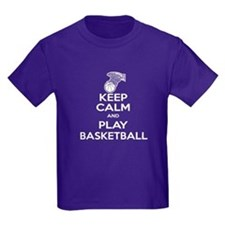 Keep Calm Basketball T