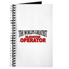 """The World's Greatest Elevator Operator"" Journal"