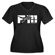 F-111 Aardvark Plus Size T-Shirt