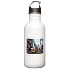 Super! Times Square Ne Water Bottle