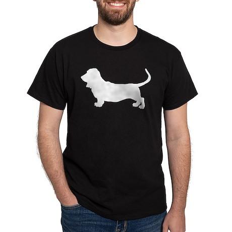 Bassett-Hound-Darks T-Shirt