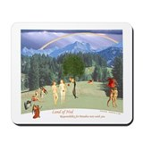 Land of Nod -1- Mousepad