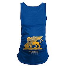 Venice Coat of Arms Maternity Tank Top