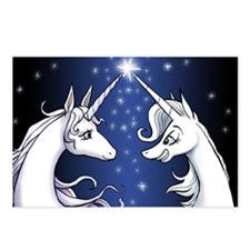Unicorn summit Postcards (Package of 8)