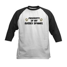 Sussex Spaniel: Property of Tee