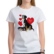 Swissie Mother Love T-Shirt