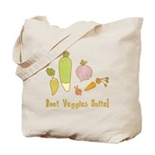 Root Veggies - Tote Bag