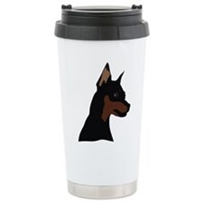 Bailey Min Pin Travel Mug