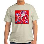 Goth - Emo - Devil Skull Light T-Shirt