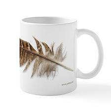 Pheasant Feather Mug 1
