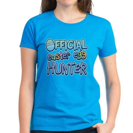 Easter Egg Hunter Women's Dark T-Shirt
