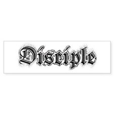 Graphix Disciple Bumper Bumper Sticker