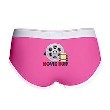 I'm A Movie Buff Women's Boy Brief