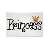 Princess Rectangle Magnet (10 pack)