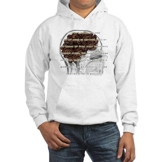Caffeine Mantra Hooded Sweatshirt