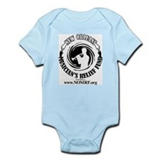 NOMRF Logo Infant Bodysuit