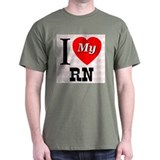 I Love My RN T-Shirt