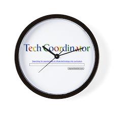 Tech Coordinator (Infuse) Wall Clock
