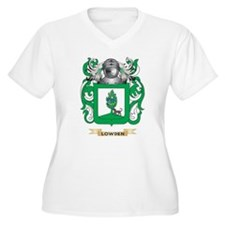 Lowden Coat of Arms - Family Crest Plus Size T-Shi