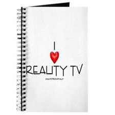 Love Reality TV Journal