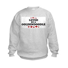 Loved: Goldendoodle Sweatshirt