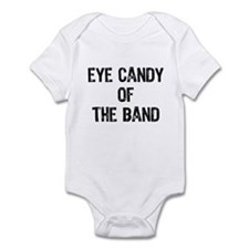 Eye Candy Of The Band Onesie