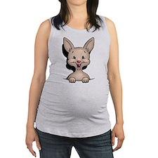 kangaroo-T.png Maternity Tank Top