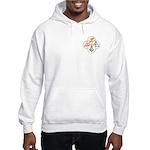Circles of the York Rite Masons Hooded Sweatshirt