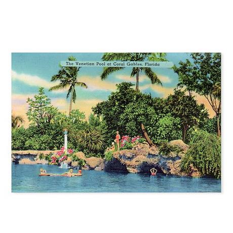Venetian Pool Coral Gables Florida Postcards