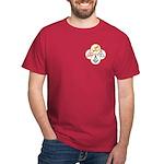 Circles of the York Rite Masons Dark T-Shirt