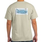 Todd Flying Ash Grey T-Shirt