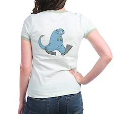 Scuba Todd Jr. Ringer T-Shirt