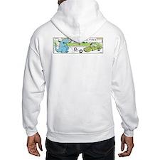 Wrong Tooth Hooded Sweatshirt