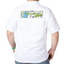 Wrong Tooth Golf Shirt