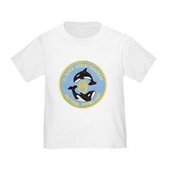 Alaska Police Dive Unit Toddler T-Shirt
