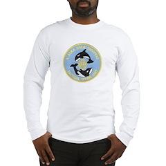 Alaska Police Dive Unit Long Sleeve T-Shirt