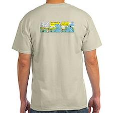 Kiddie Pool Ash Grey T-Shirt