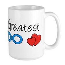 Worlds Greatest Dido Mug