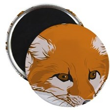 "Fox 2.25"" Magnet (100 pack)"