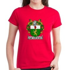 McGinnis Coat of Arms Tee