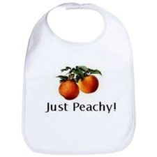 Just Peachy Bib