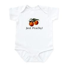 Just Peachy Infant Bodysuit