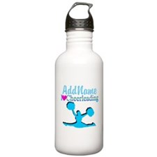 CHEER TO WIN Water Bottle