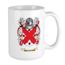 MacFarlane Coat of Arms - Family Crest Mug
