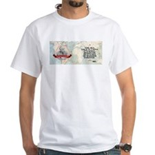 Jacques Yves Cousteau Historical Mug T-Shirt