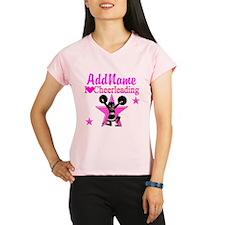 CHEERING TEAM Performance Dry T-Shirt