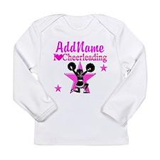 CHEERING TEAM Long Sleeve Infant T-Shirt