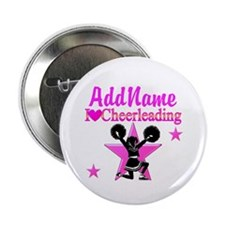 "CHEERING TEAM 2.25"" Button (100 pack)"