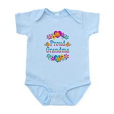 Proud Grandma Infant Bodysuit