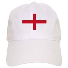 St George Cross England flag Baseball Cap
